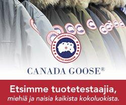 Voita Canada Goosen takki