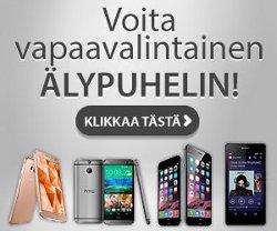 Voita Lumia 930, iPhone6, Google Nexus vai Samsung Galaxy Alpha