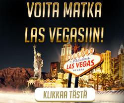 Voita matka Las Vegasiin!