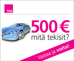 Voita 1000 € Presentcard.fi:n lahjakortti