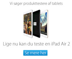 Voita iPad Air 2