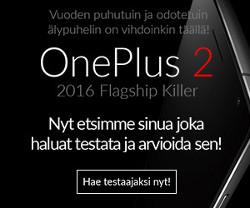 Voita OnePlus 2 älypuhelinta