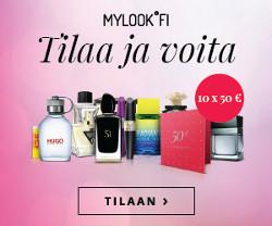 Voita 50 euron lahjakortti Mylook kauneuskauppaan