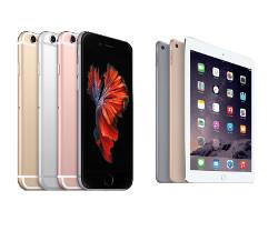 Voita 6 x iPhone 6s tai iPad Air 2